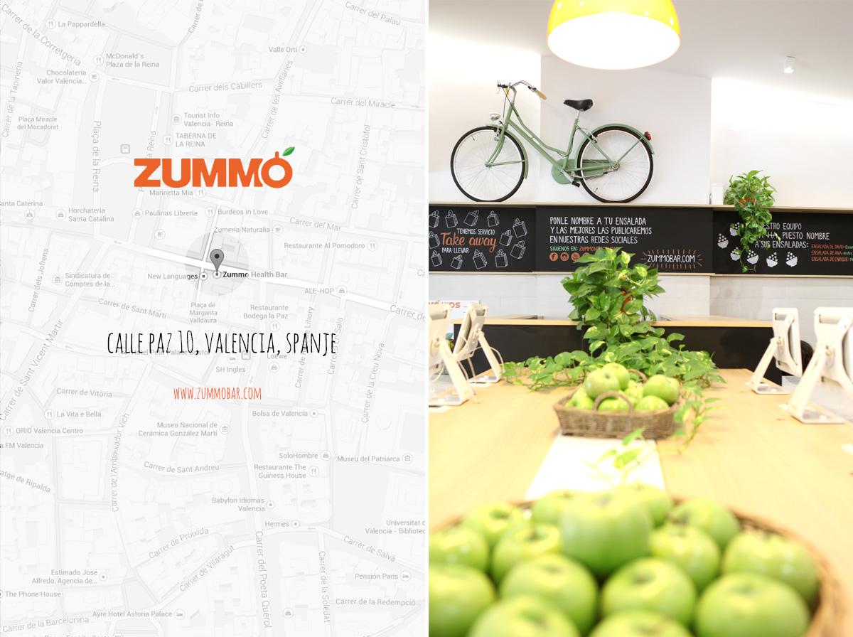 Hotspots van Valencia Zummo