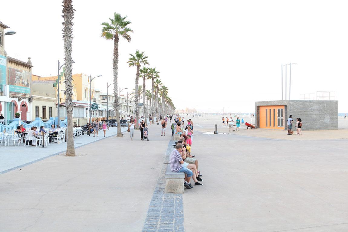 Hotspots van Valencia