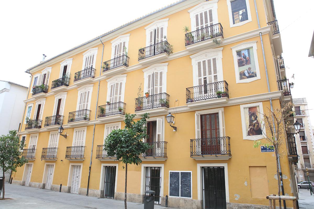 Hotspots van Valencia El Carmen