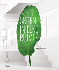plantenboeken groen in elke ruimte