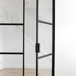 stalen deuren