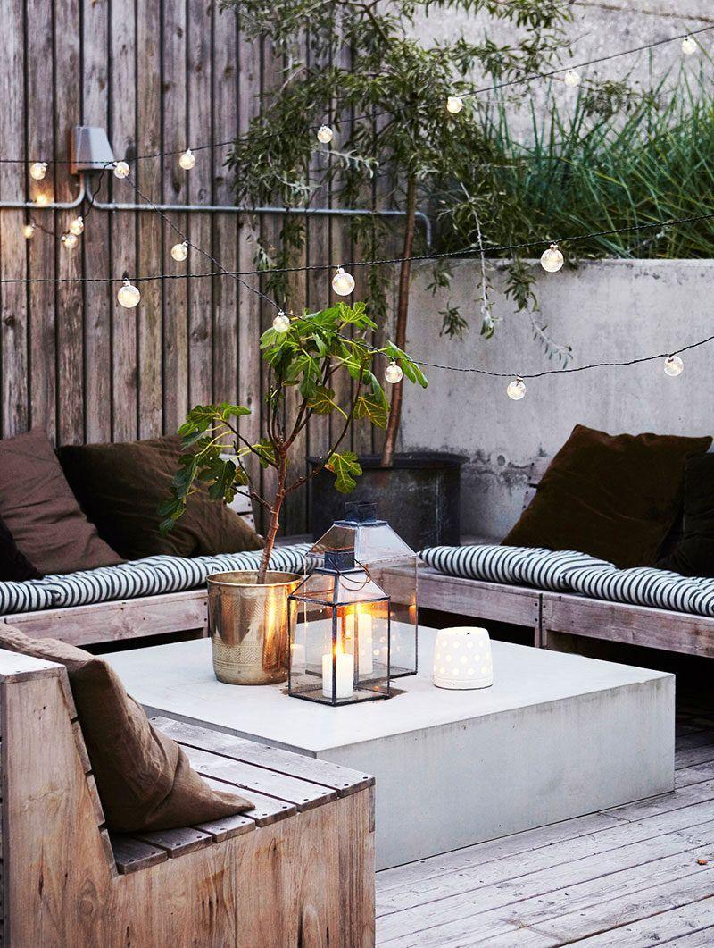 tuin buitenproof lichtsnoer