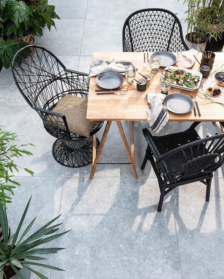 tuin buitenproof tafel